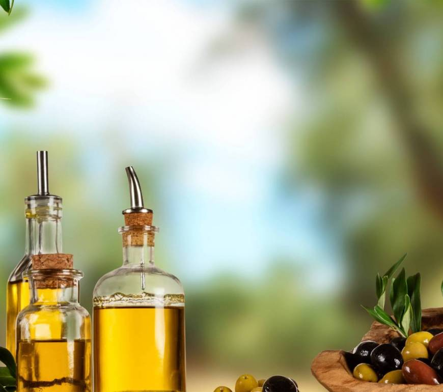 We bring at your table an Extra Virgin Olive Oil of Superior category, obtained directly from olives and solely by mechanical means